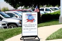41st Central MO Honor Flight - July 27, 2016