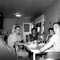Bud, Betty, Jane and Randy DeVerger - '61