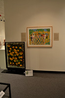 12) The Sunflower Quilting Bee at Arles by Faith Ringgold
